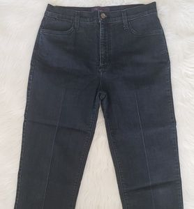 Not Your Daughter Jeans Size 8 Cropped Jeans Blue